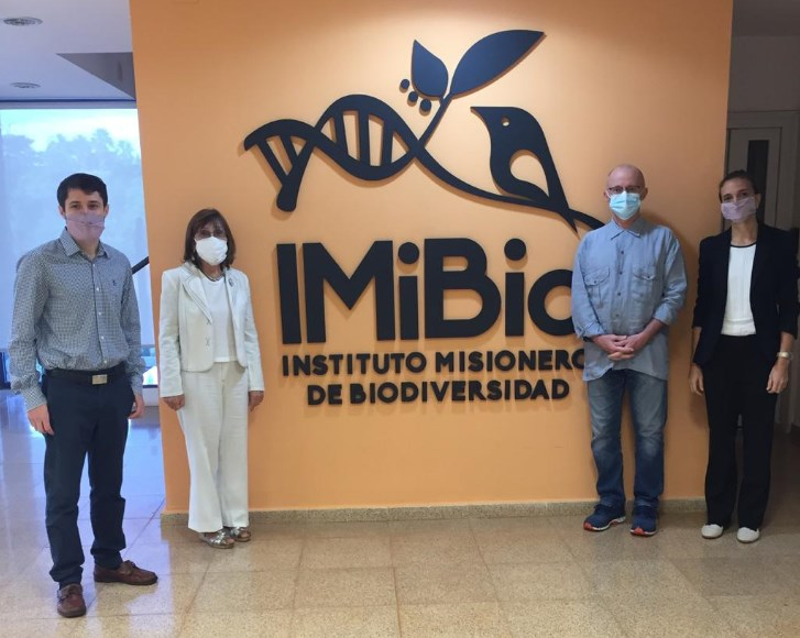 Visita al IMiBio