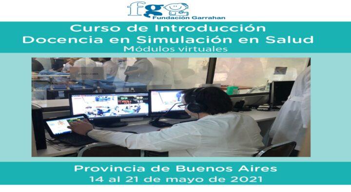 Comienza la capacitación: Introducción a la Docencia en Simulación en Salud