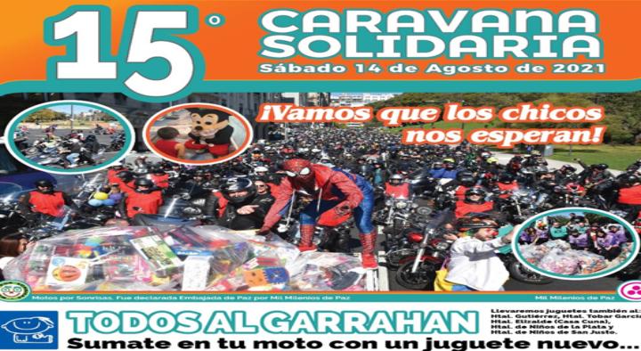 CAMPAÑA SOLIDARIA EN LA SEMANA DE LA NIÑEZ 14/08/21